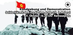Solidarität mit dem kurdischen Aufbruch in Rojava! Stoppt den IS!