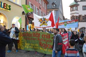 [FR] Solidarität mit dem kurdischen Aufbruch in Rojava!