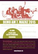 Heraus zum Internationalen Frauen_kampftag 2015 in Freiburg!
