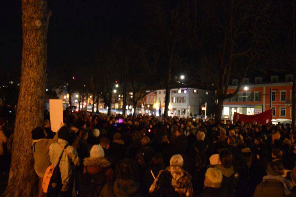 Kundgebung: Rechten Terror stoppen!