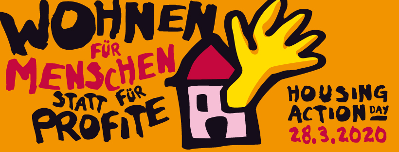 28.03. – Housing Action Day