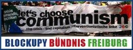 Blockupy Freiburg lädt ein: Offenes Bündnistreffen am 29.Januar