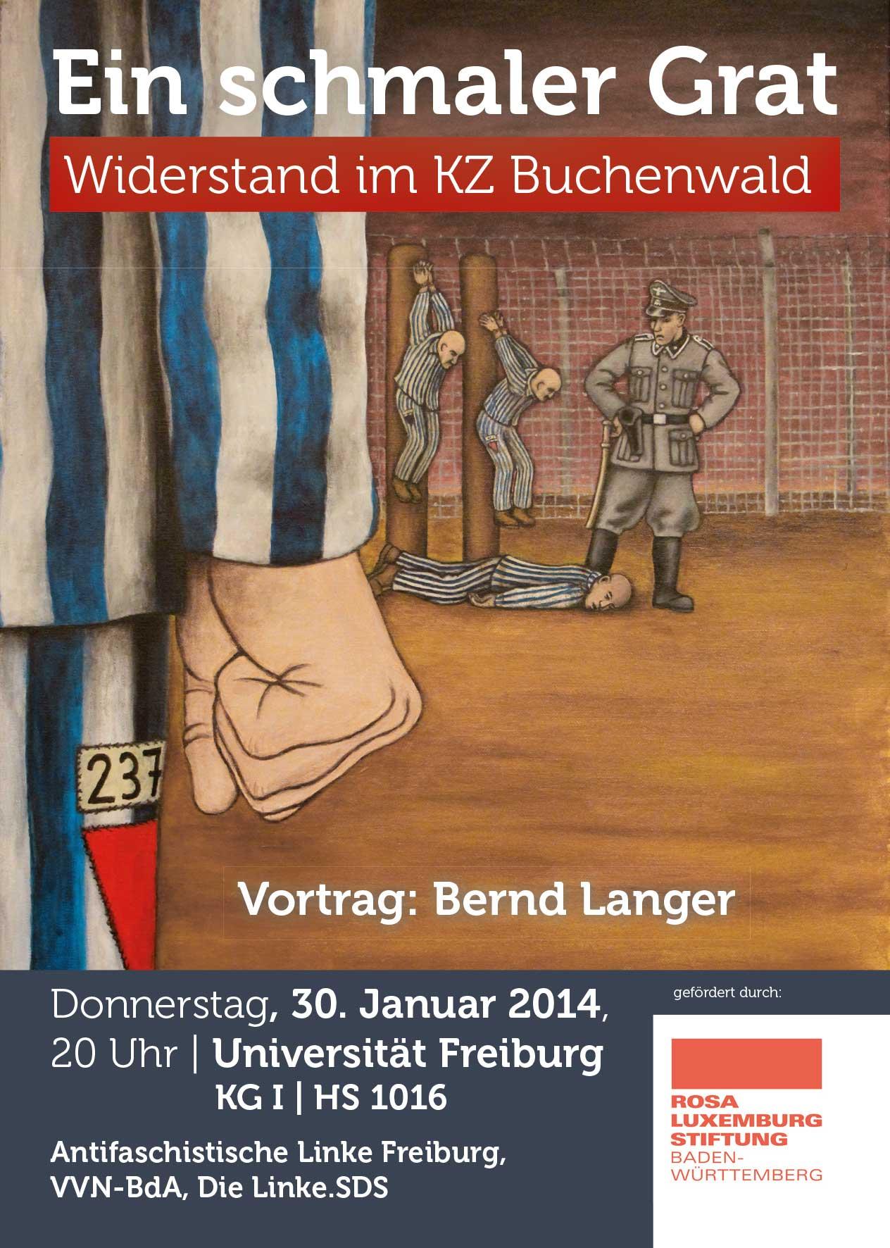 Veranstaltungen mit Bernd Langer